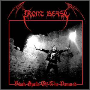 Front Beast: Black Spells Of The Damned - Cover