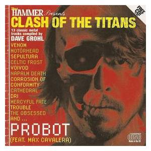 Cover - Probot: Metal Hammer Presents Clash Of The Titans