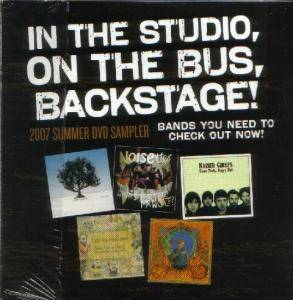Cover - Straylight Run: In The Studio, On The Bus, Backstage!
