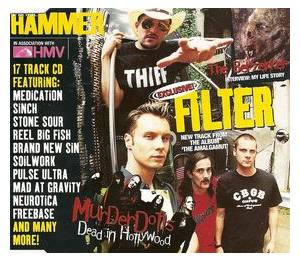 Metal Hammer 104 - September 2002 - Cover