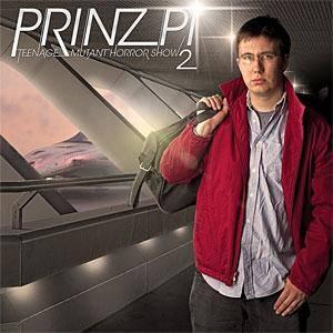 Prinz Pi: Teenage Mutant Horror Show 2 (CD) - Bild 1