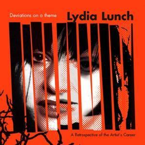 Lydia Lunch: Deviations On A Theme - Cover