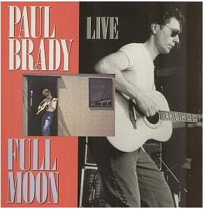 Cover - Paul Brady: Full Moon