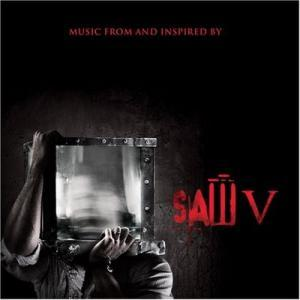 Saw V - Music From And Inspired By Saw V - Cover