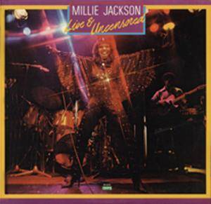 Millie Jackson: Live And Uncensored (2-LP) - Bild 1