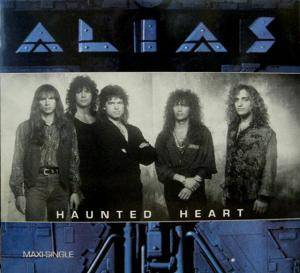 Cover - Alias: Haunted Heart