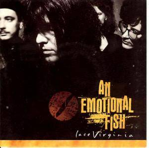 Cover - An Emotional Fish: Lace Virginia