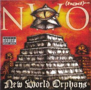 (Hed) Planet Earth: New World Orphans - Cover