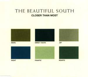 The Beautiful South: Closer Than Most - Cover