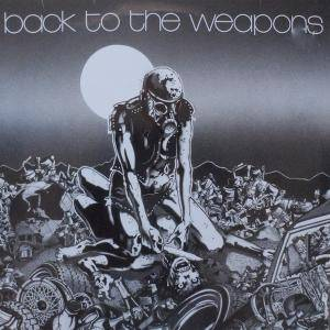 Living Death: Back To The Weapons - Cover