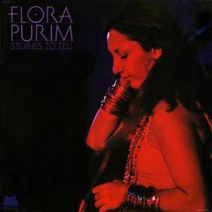 Cover - Flora Purim: Stories To Tell