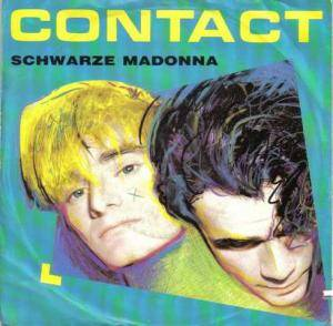 Contact: Schwarze Madonna - Cover