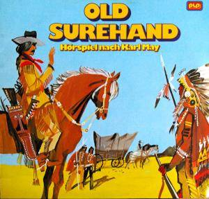 Karl May: Old Surehand - Cover