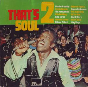 That's Soul 2 - Cover