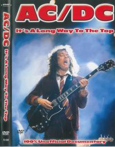 AC/DC: It's A Long Way To The Top - Cover