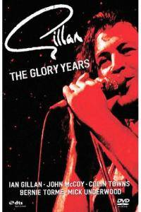 Gillan: Glory Years, The - Cover