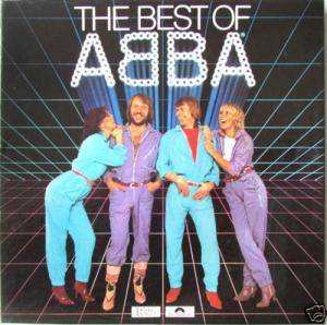 ABBA: Best Of ABBA, The - Cover