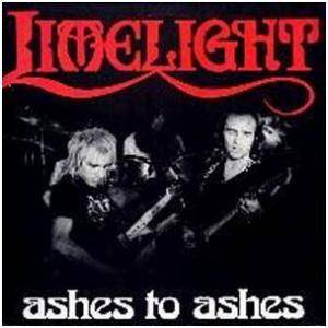 Cover - Limelight: Ashes To Ashes