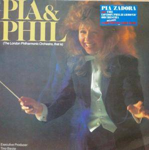 Cover - Pia Zadora: Pia & Phil