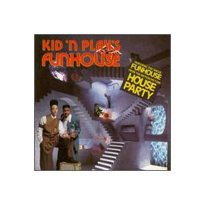 Cover - Kid 'N Play: Funhouse