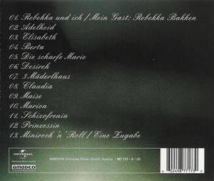 Ludwig Hirsch: In Ewigkeit Damen (CD) - Bild 2