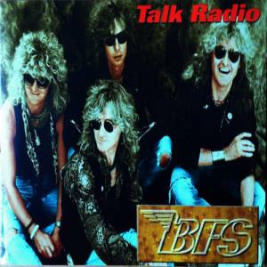 Cover - Blackfoot Sue: Talk Radio
