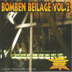 Bombenbeilage Vol. 2 - Cover