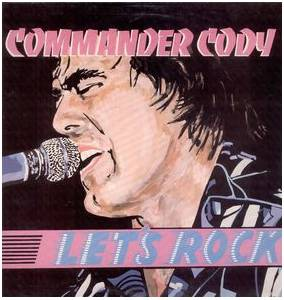 Commander Cody: Let's Rock - Cover