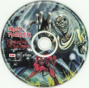 Iron Maiden: The Number Of The Beast (CD) - Bild 3