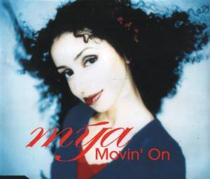 Cover - Mýa: Movin' On