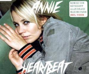 Cover - Annie: Heartbeat