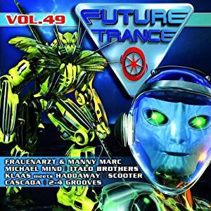 Cover - Darius & Finlay: Future Trance Vol. 49