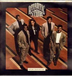 Cover - Atlantic Starr: We're Movin' Up