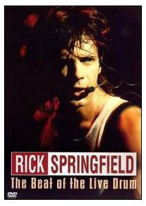 Cover - Rick Springfield: Beat Of The Live Drum, The