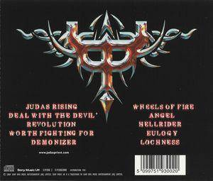Judas Priest: Angel Of Retribution (CD) - Bild 2