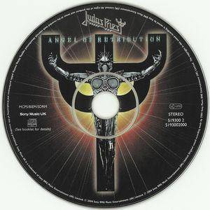 Judas Priest: Angel Of Retribution (CD) - Bild 3