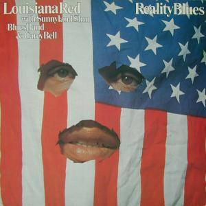 Cover - Louisiana Red: Reality Blues