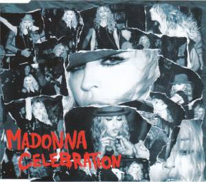Madonna: Celebration (Single-CD) - Bild 1