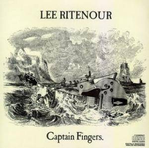 Cover - Lee Ritenour: Captain Fingers