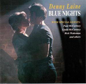 Cover - Denny Laine: Blue Nights