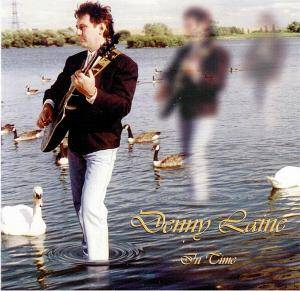 Cover - Denny Laine: In Time