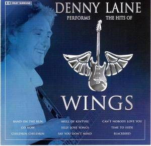Cover - Denny Laine: Performs The Hits Of Wings