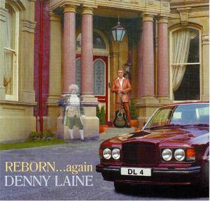 Cover - Denny Laine: Reborn...Again