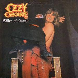 Ozzy Osbourne: Killer Of Giants - Cover