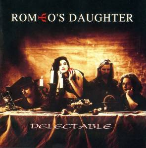 Romeo's Daughter: Delectable - Cover