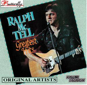 Ralph McTell: Greatest Hits - Cover