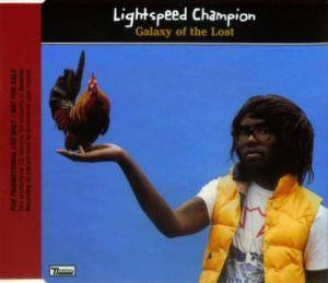 Cover - Lightspeed Champion: Galaxy Of The Lost