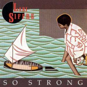 Labi Siffre: So Strong - Cover