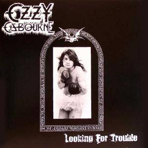Ozzy Osbourne: Looking For Trouble - Cover