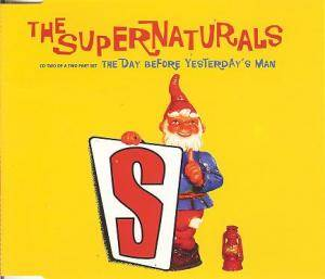 Cover - Supernaturals, The: Day Before Yesterday's Man, The